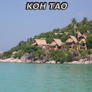 how to get from patong to koh tao